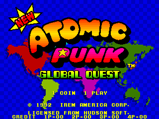 New Atomic Punk: Global Quest