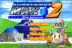 Bomberman Max 2: Blue Advance and Red Advance